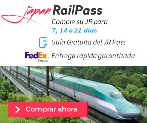Compra JR Pass